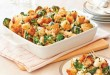 کاسترول سبزیجات