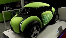 خودرو سبز