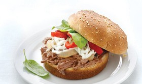 ساندویچ-گوشت